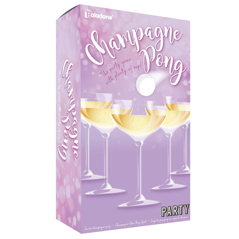Champagne Pong - Zigzagme