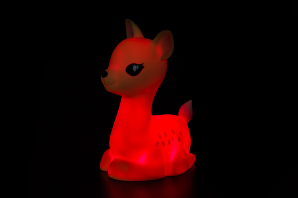 Fallow Deer Night Light - Zigzagme