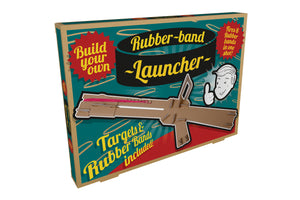Elastic Band Launcher