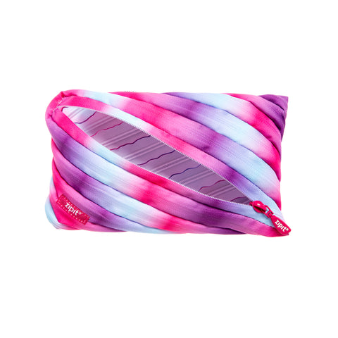 Fresh Twister Jumbo Pouch Gradient Pink - Zigzagme