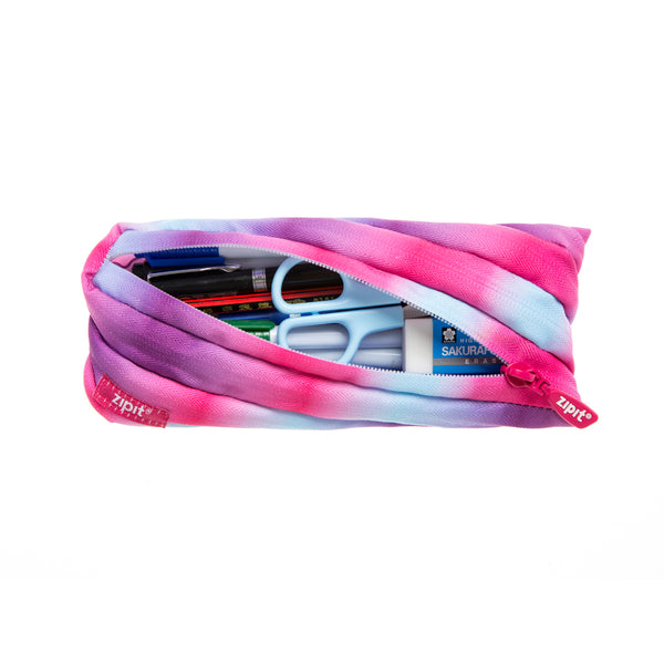 Fresh Twister Pouch Gradient Pink - Zigzagme