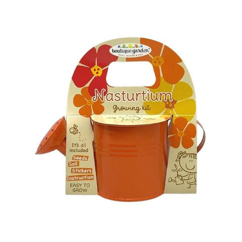 Kids Watering Can - Nasturium