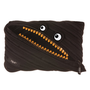 Monster Jumbo Pouch Grillz Black