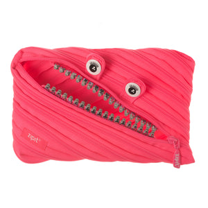 Monster Jumbo Pouch Grillz Pink