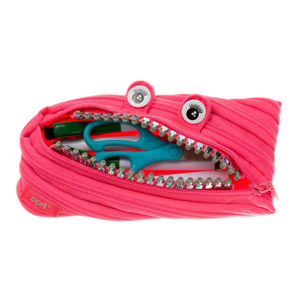 Monster Pouch Grillz Pink
