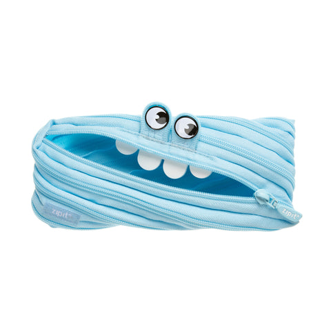 Gorge Pencil Case Blue - Zigzagme