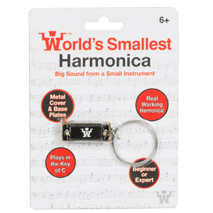 World's Smallest Harmonica
