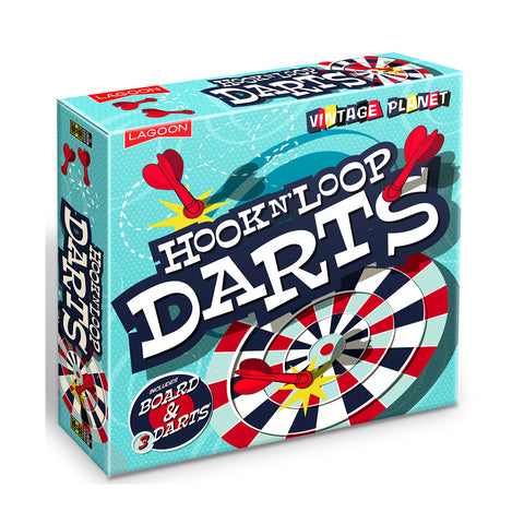 Hoop & Loop Darts Game