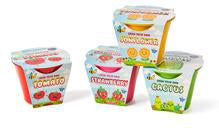 Kids Biodegradable Pot - Strawberry - Zigzagme