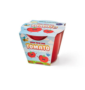 Kids Biodegradable Pot - Tomatoes