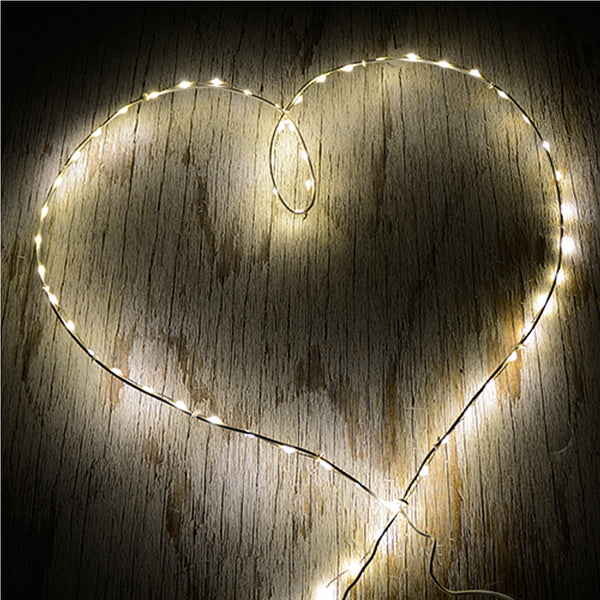 Make Your Own Fairy Lights Sign - Zigzagme