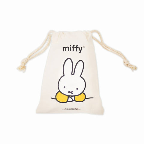 Miffy Drawstring Bag - Study