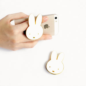 Miffy Enamel Phone grip