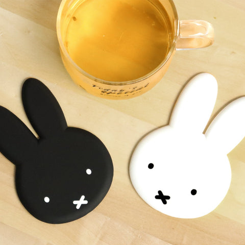 Miffy Silicone Coasters