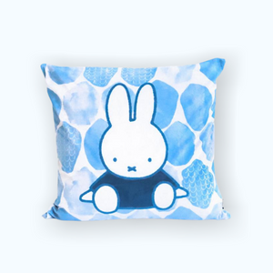 Miffy Cushion Cover - Blue