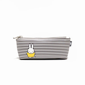 Miffy Pencilcase - Stripes - Zigzagme