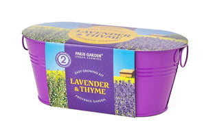 Mini Windowsill Oval Duo Spring Sweetness - Lavender & Thyme