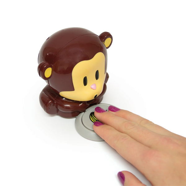 Monkey Nail Dryer - Zigzagme
