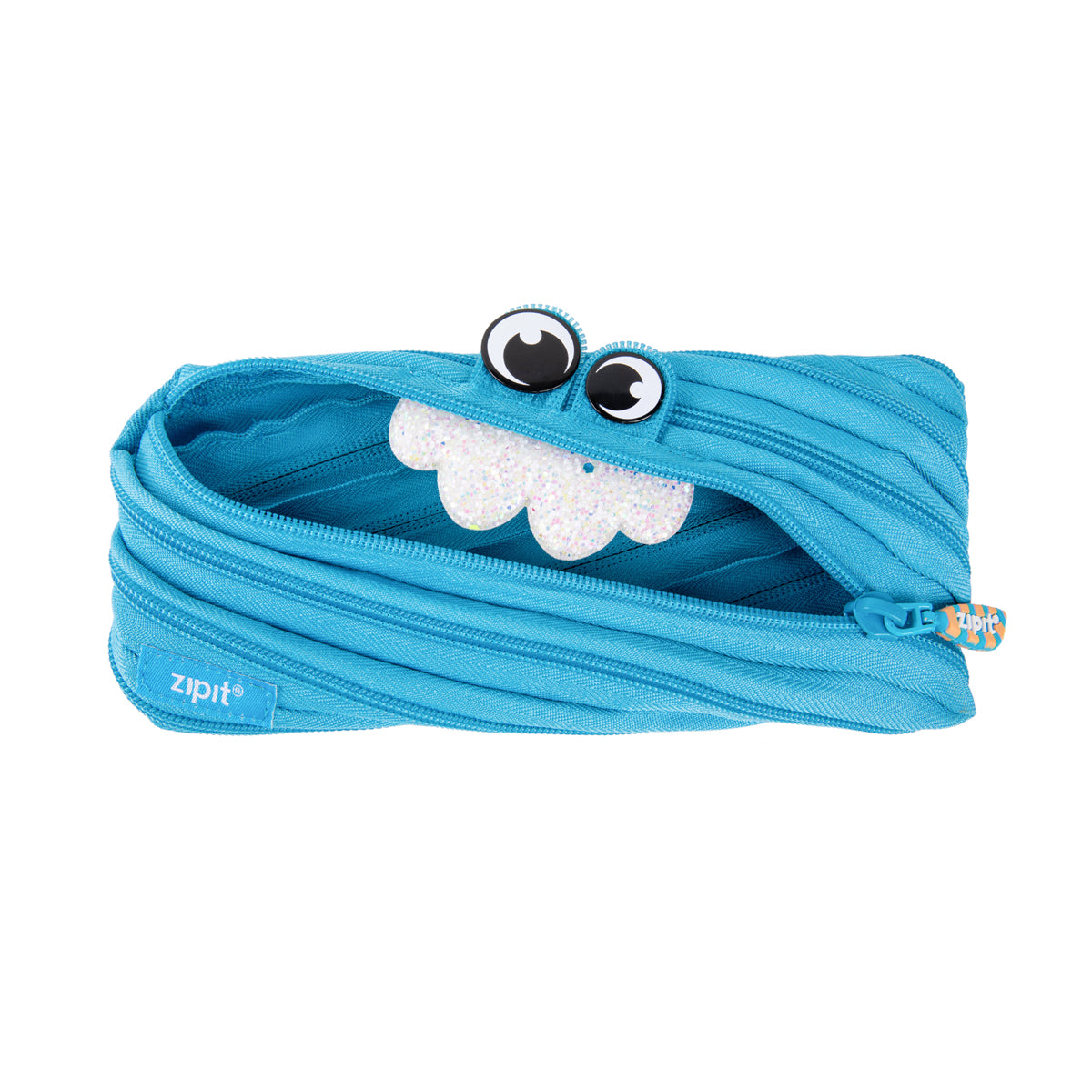 Party Monster Pencilcase Blue