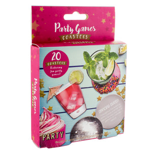 Party Coasters - Zigzagme