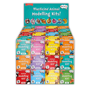 Plasticine Animal Modelling Kit