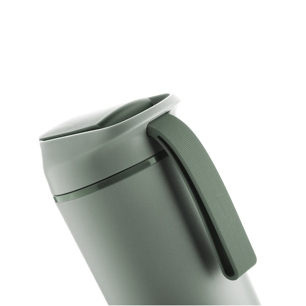 Artiart Suction Bottle Rhino Dark Grey - Zigzagme