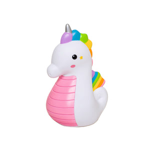 Dhink Seahorse Cute Colour Changing Night Light With 15 Mins Timer