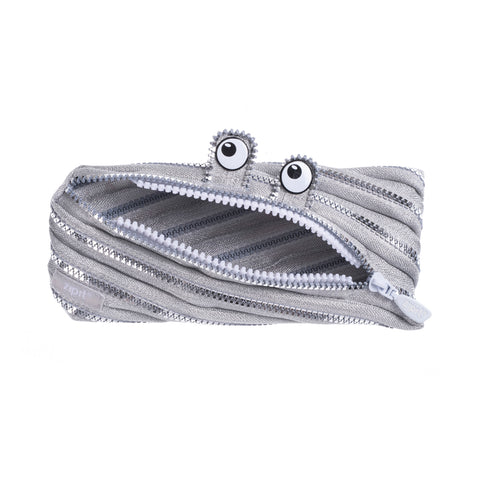 Monster Pouch Silver