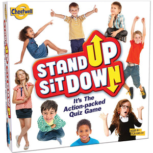 Stand Up Sit Down - Zigzagme