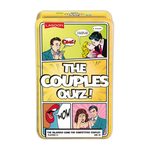 The Couples Quiz - Zigzagme