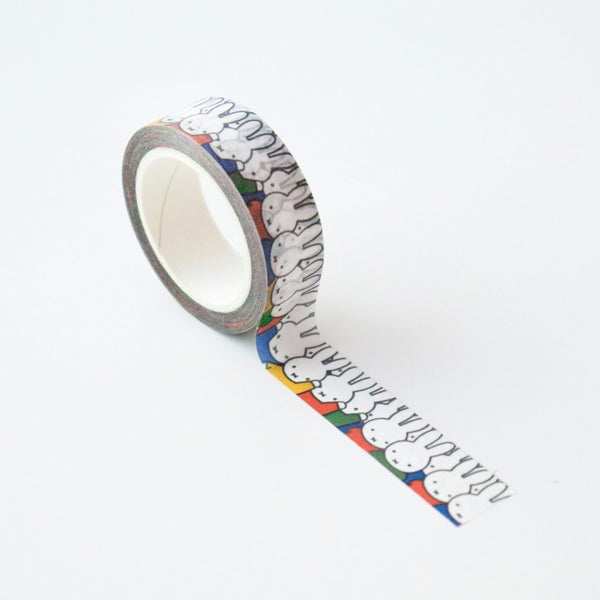 Miffy Washi Tape - Zigzagme