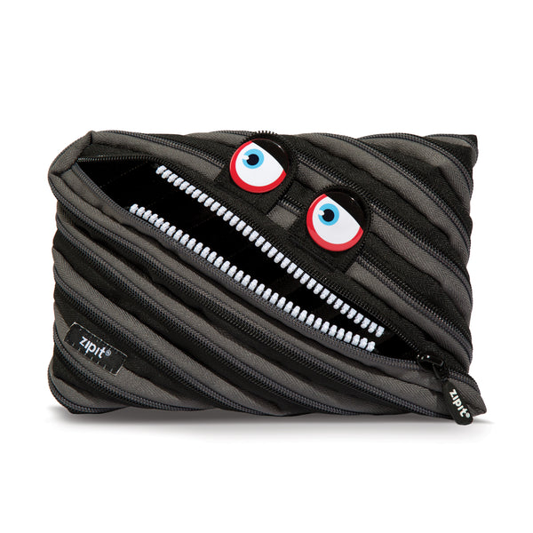 Monster Jumbo Pouch Wilding Black