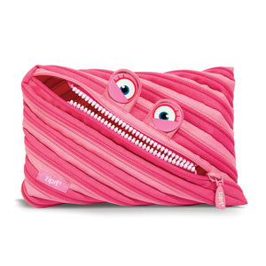 Monster Jumbo Pouch Wilding Pink