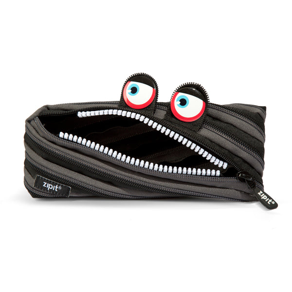 Monster Pouch Wilding Black - Zigzagme