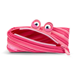 Monster Pouch Wilding Pink
