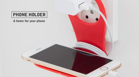 Bobino Folding Phone Holder - Zigzagme