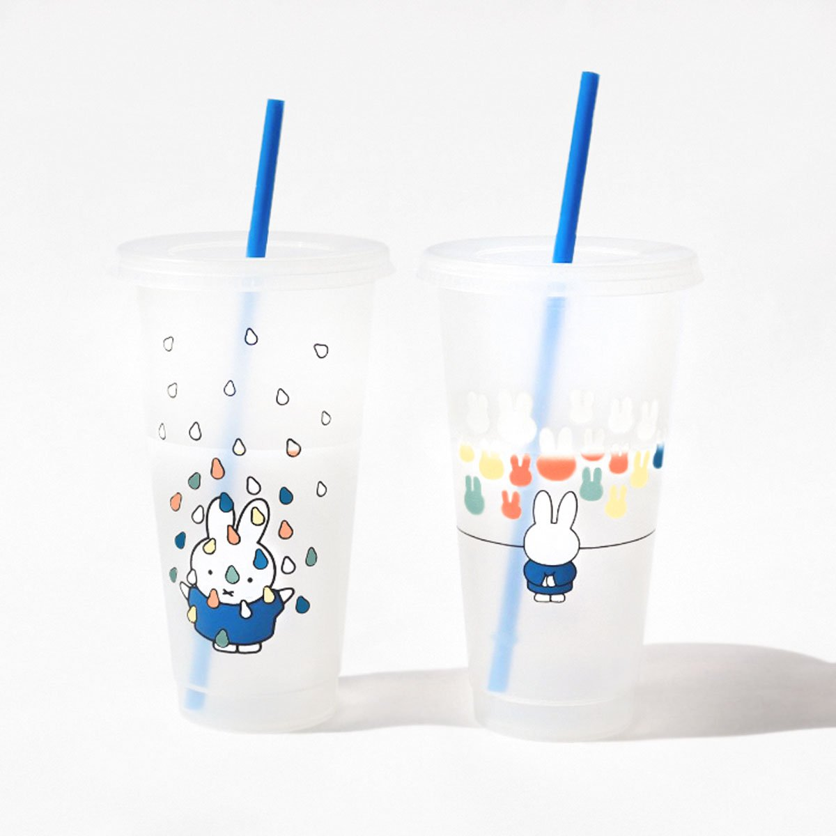 Miffy Colour Changing Tumbler - Rain and Gallery