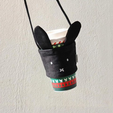 Miffy Cup Carrier - Denim Bunny