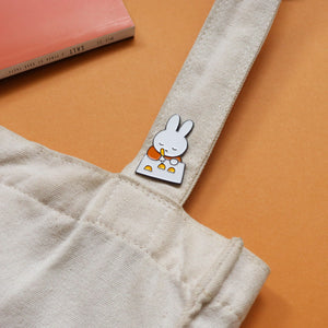 Miffy Enamel Pin - Draw