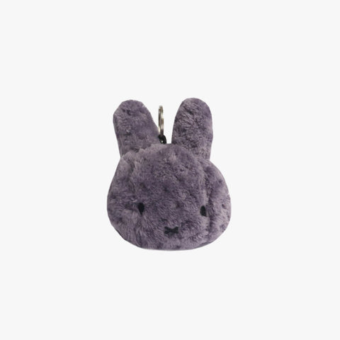 Miffy Keychain - Dotted Purple