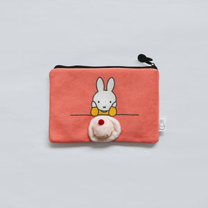 Miffy Pop Pouch - Cakes