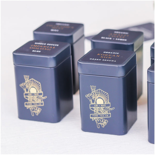 GRANDE TRAVELLER TEA GIFT BOX