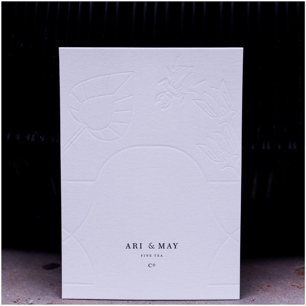 EMBOSSED CARD - PERSONALISE YOUR GIFT