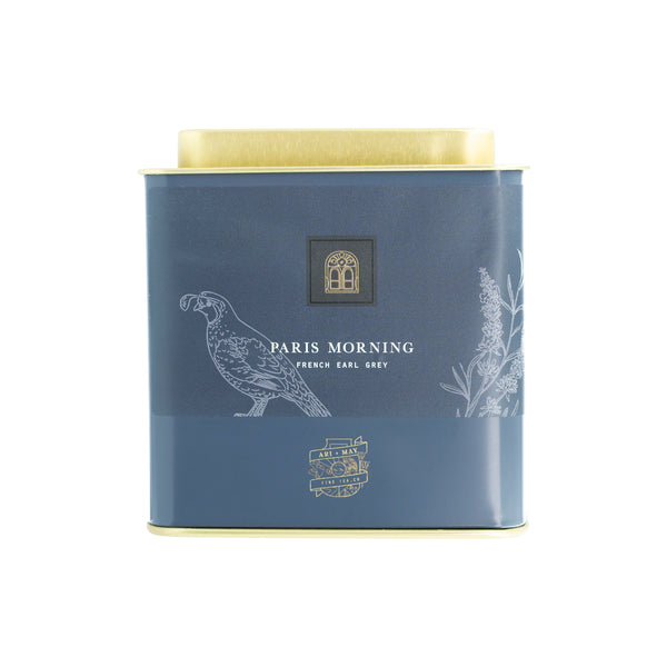 PARIS MORNING  |  French Earl Grey - Ari & May Fine Tea Co.