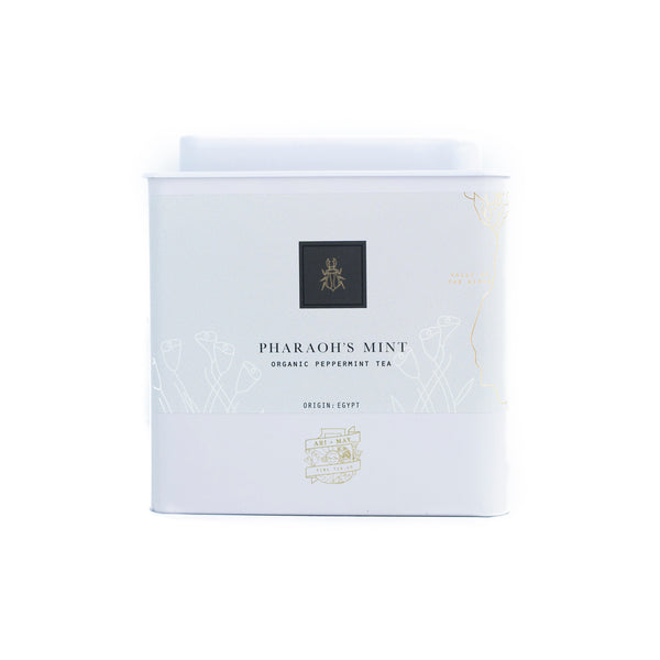 PHARAOHS MINT   |   Organic Peppermint Tea - Ari & May Fine Tea Co.