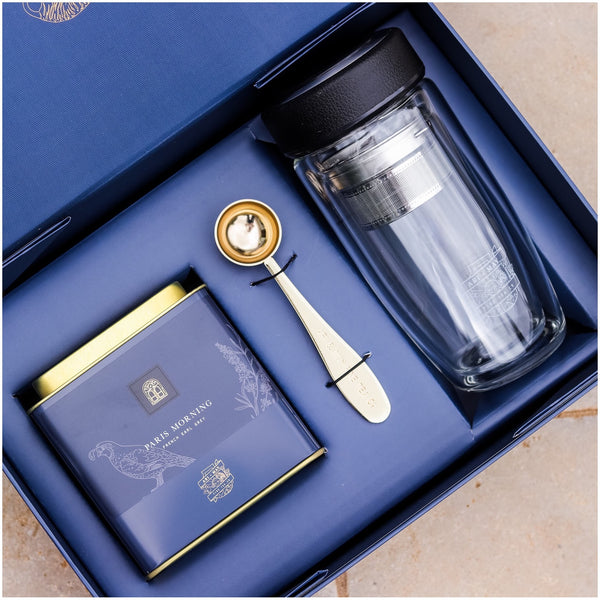 THE VOYAGER | LUXURY TEA GIFT BOX