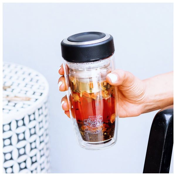 TEA TRAVEL FLASK