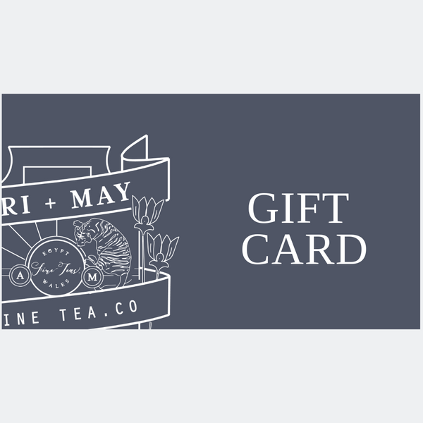 Gift Card - Ari & May Fine Tea Co.