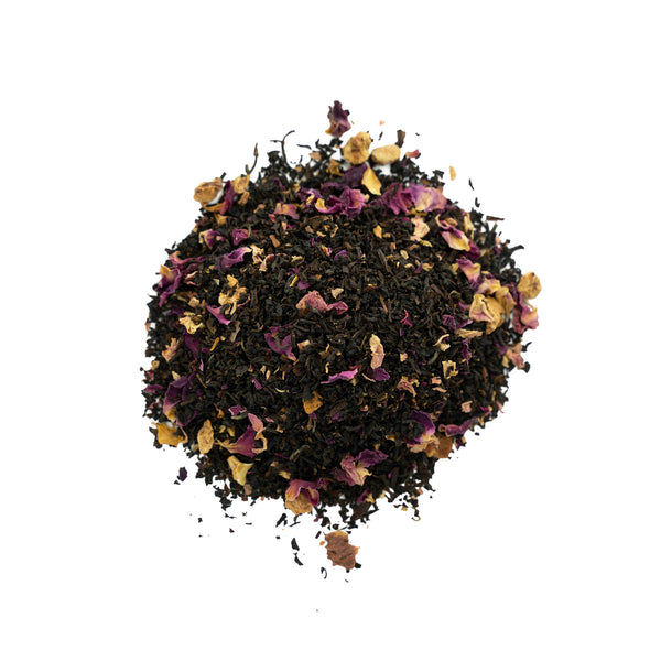 TURKISH DELIGHT  |  Organic Black + Rose - Ari & May Fine Tea Co.