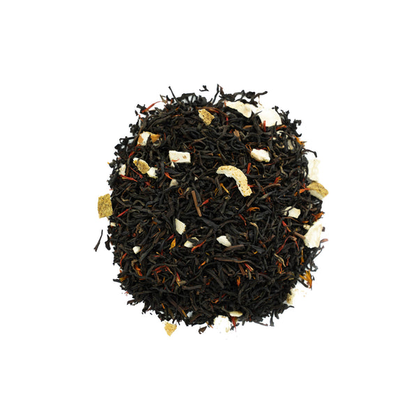VALENCIA  |  Organic Black + Orange - Ari & May Fine Tea Co.
